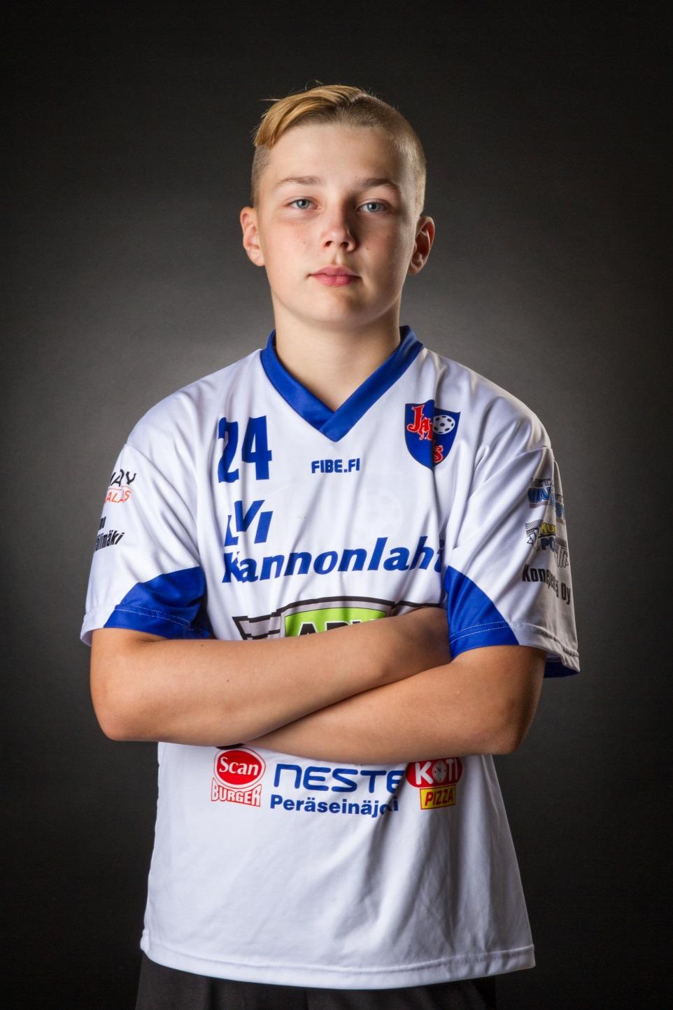#24 Joonas Kohtamäki