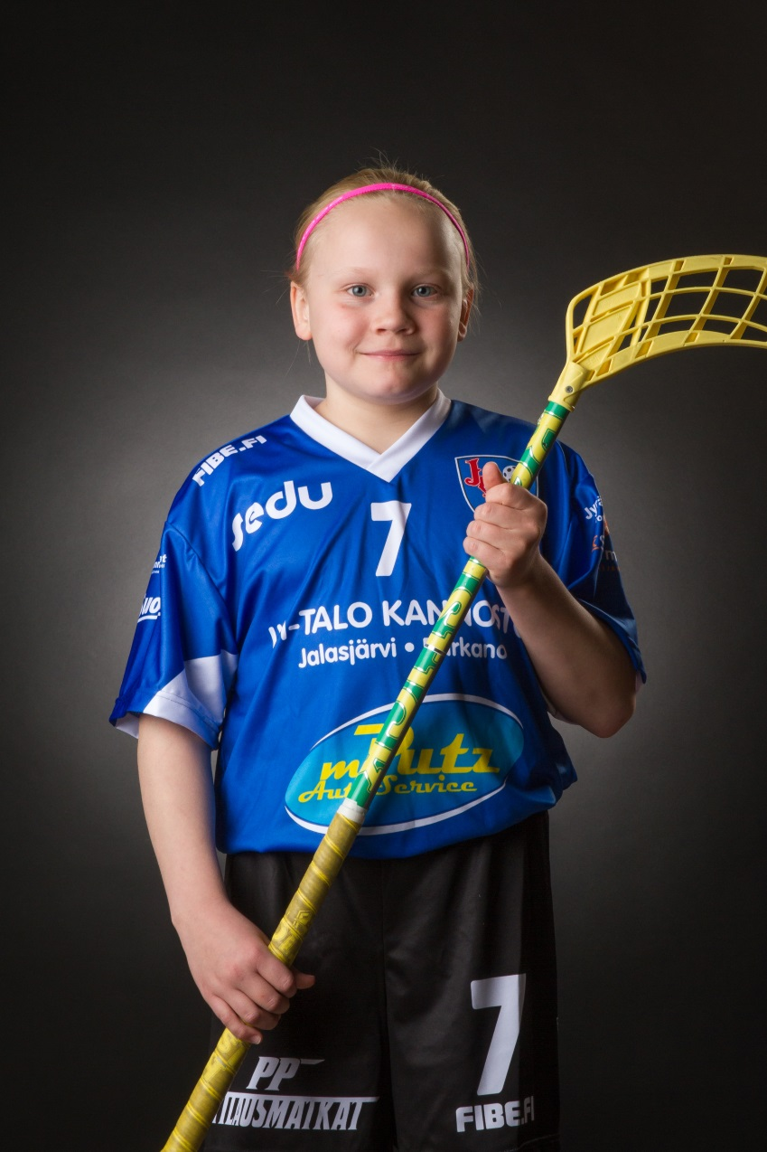 #7 Aliisa Heikkinen