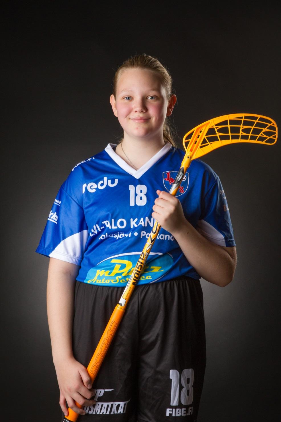 #18 Laura Käkelä-Petäys