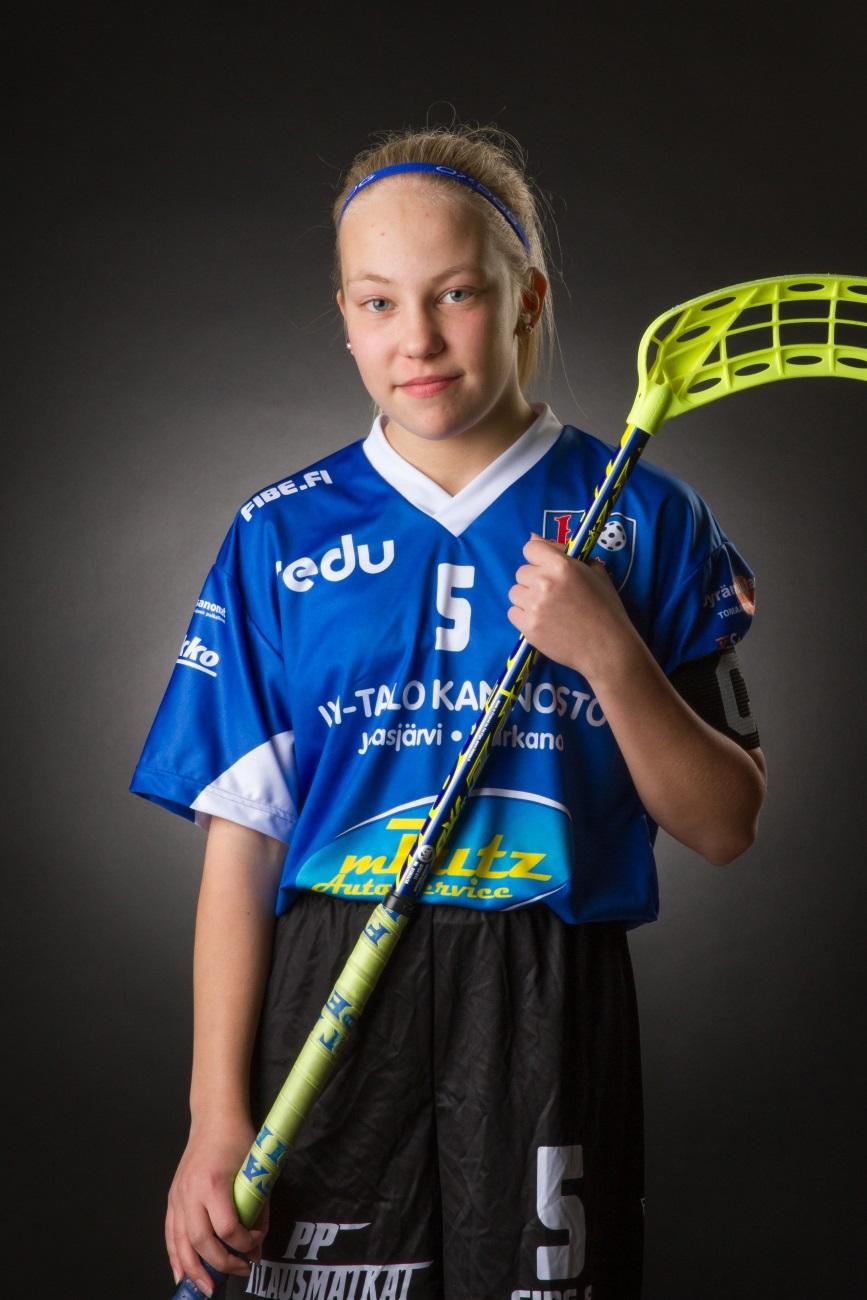 #5 Saana Heinola