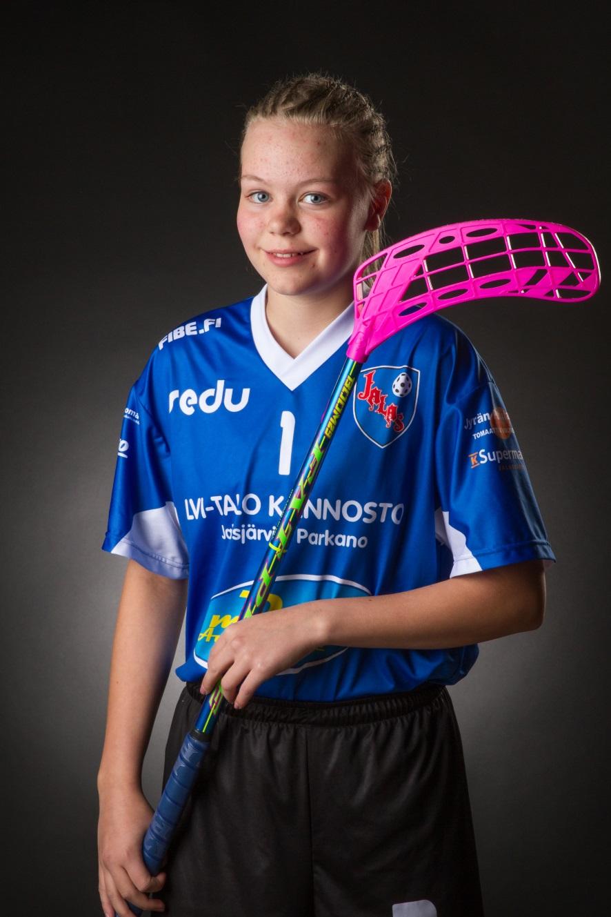 #3 Saara Rajamäki