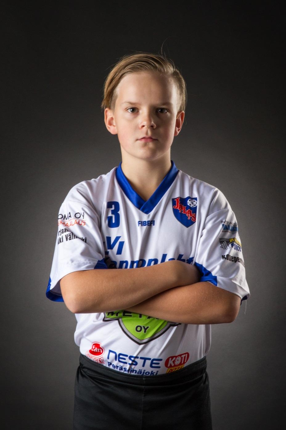 #3 Joonas Kurikkaoja