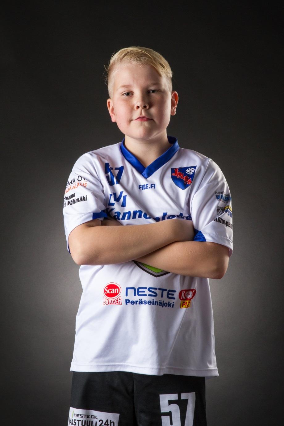 #57 Rasmus Kattelus