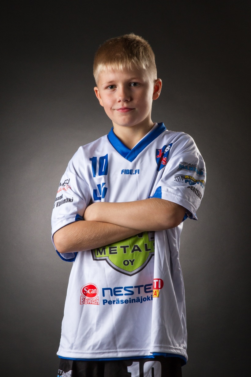 #10 Leevi Hautamäki