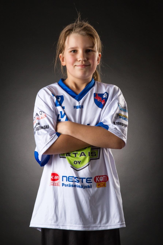 #22 Severiina Lehtovaara