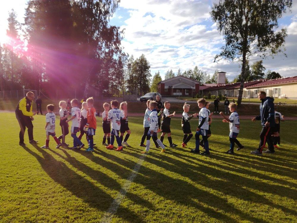 Jalasjärven Jalas 9 -5 Soinin Palloseura