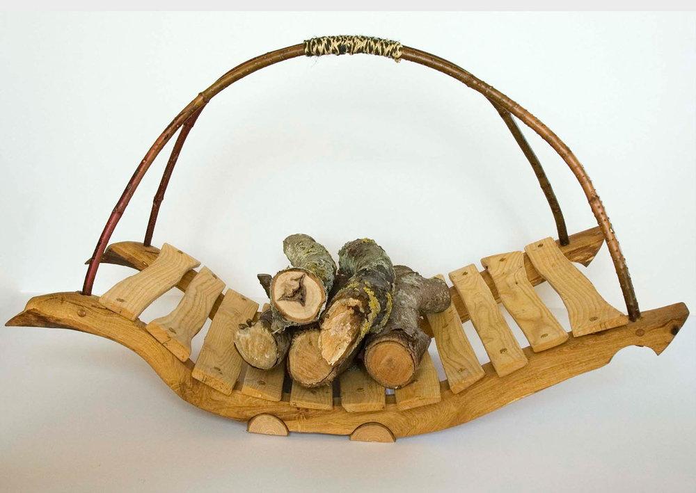 Kinsman Blake, Mixed Hardwood, Logbasket