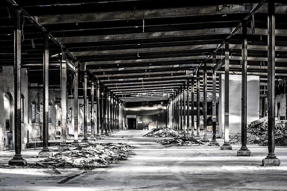 ehemaliger Güterbahnhof Zürich (2/4)