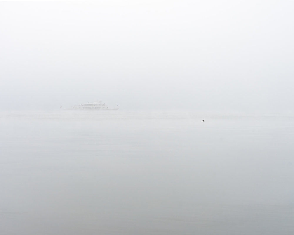 Zürichsee Herbstmorgen (1/2)