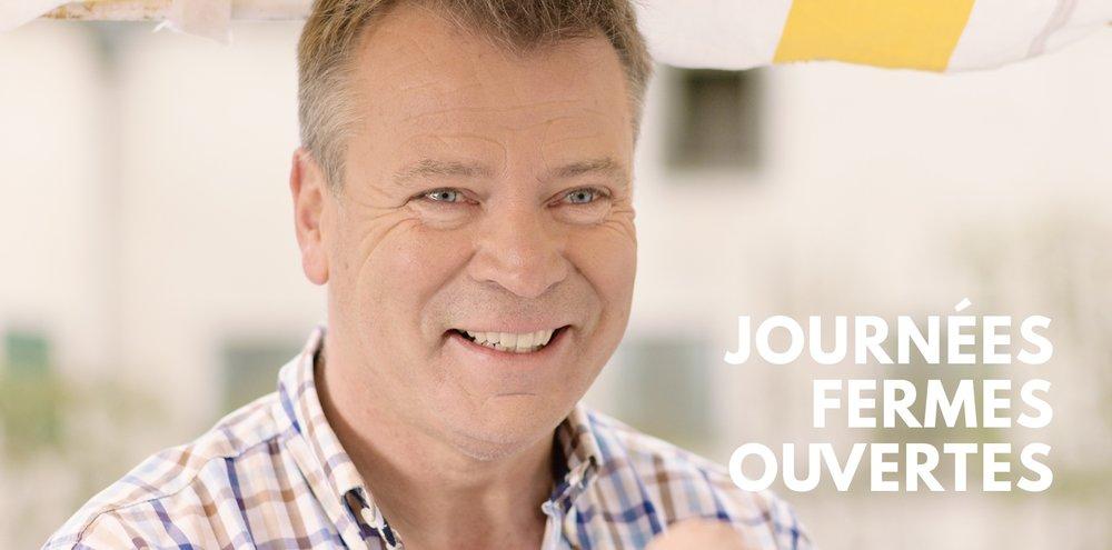 TV Commercial Journées Fermes Ouvertes..