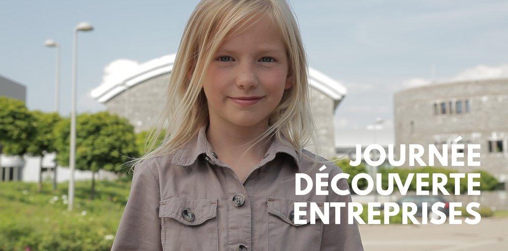 TV Commercial Journée Découverte Entreprises..