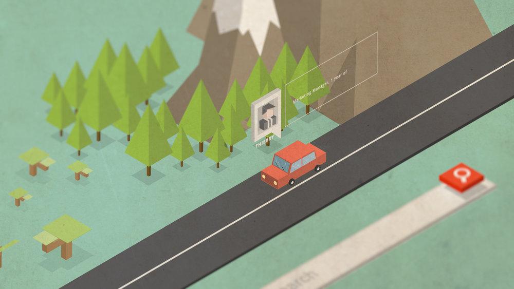 showreel animation -