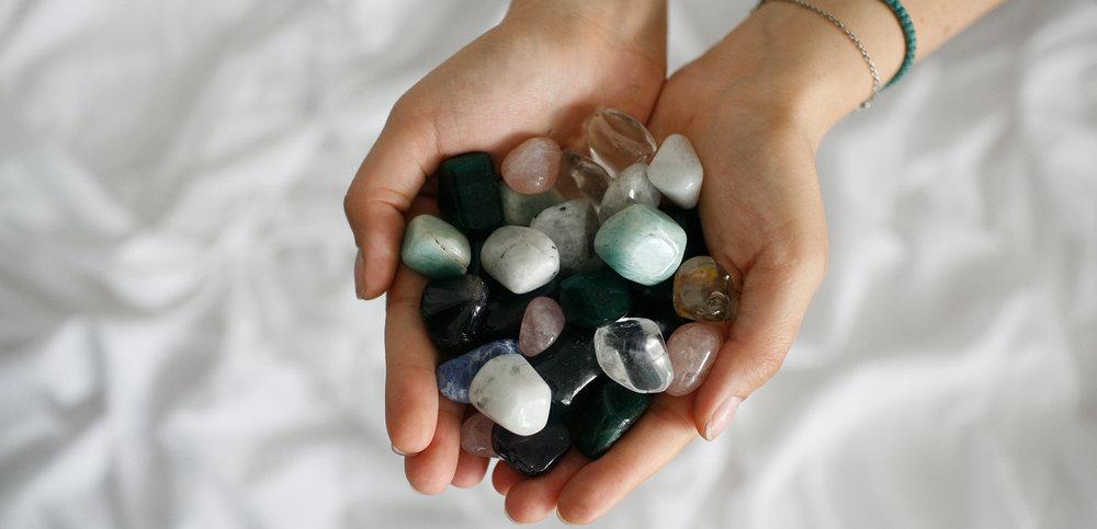 Sacred Gems & Stones