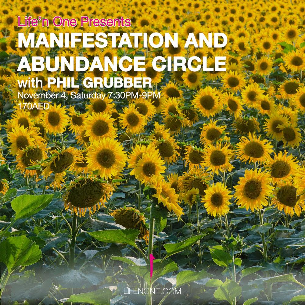 Manifestation & Abundance Circle