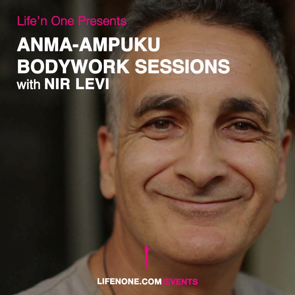 Anma-Ampuku BodyWork Sessions with Nir Levi