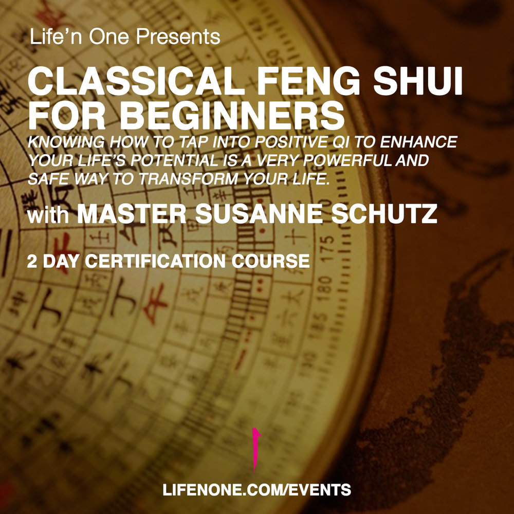 Feng Shui course for beginners in Dubai