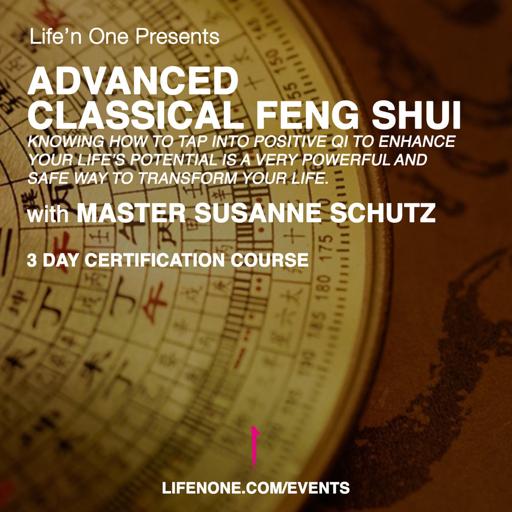Feng Shui course for beginners in Dubai