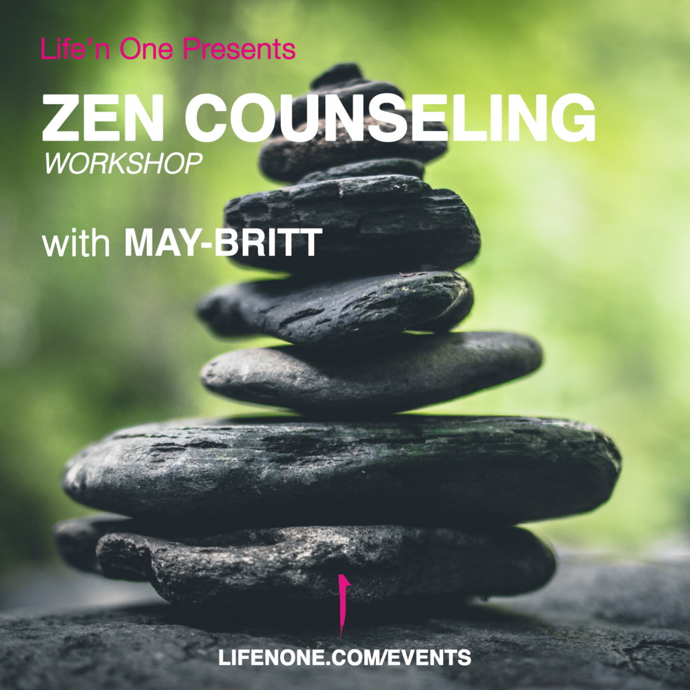 Zen Counseling with May-Britt