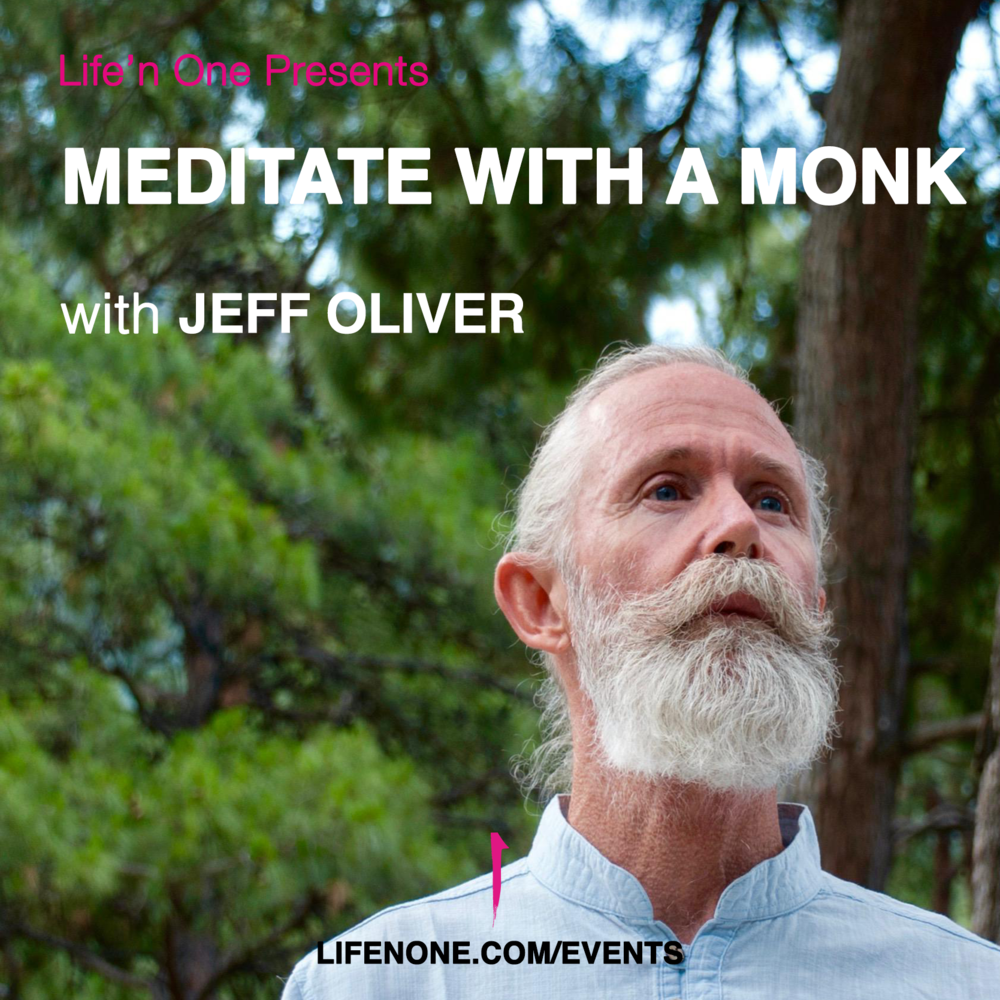 Meditate with a Monk