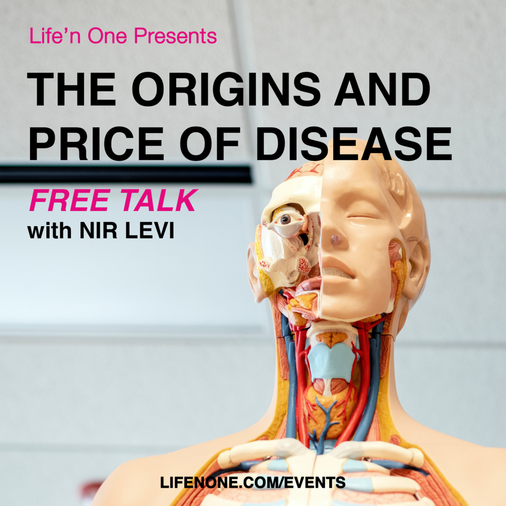 the origins and price of disease