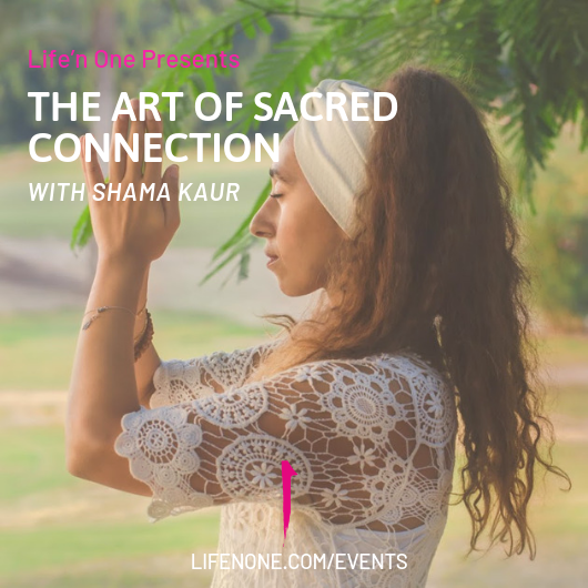The Art of Sacred Connection