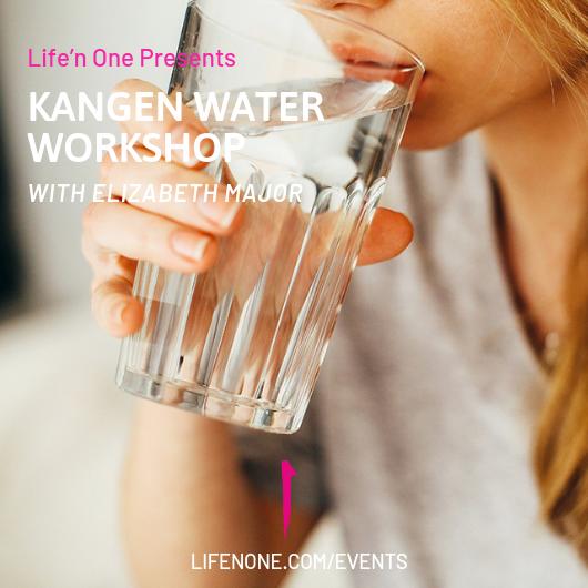 Kangen Water Workshop