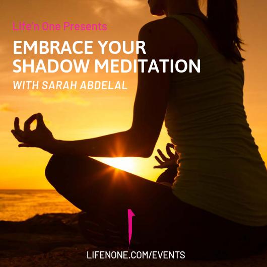 Meditation with Sarah Abdelal