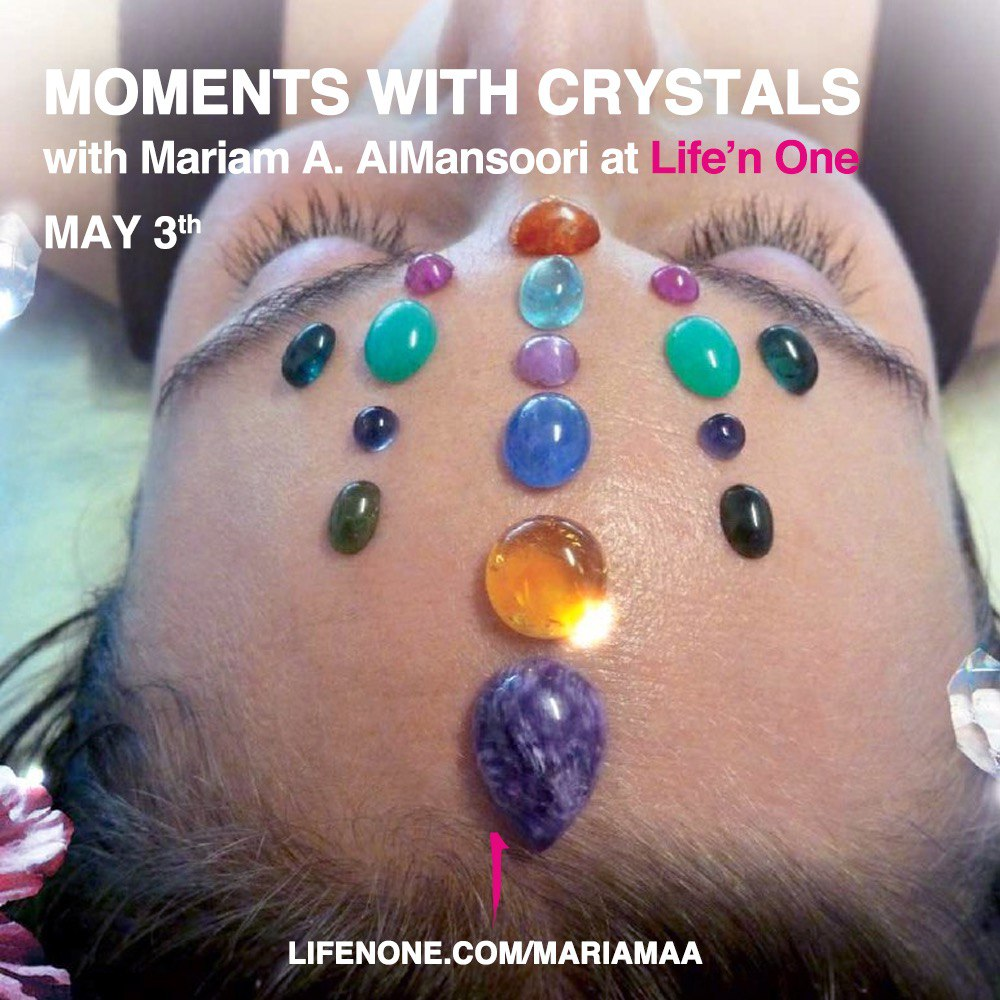 Moments with Crystals