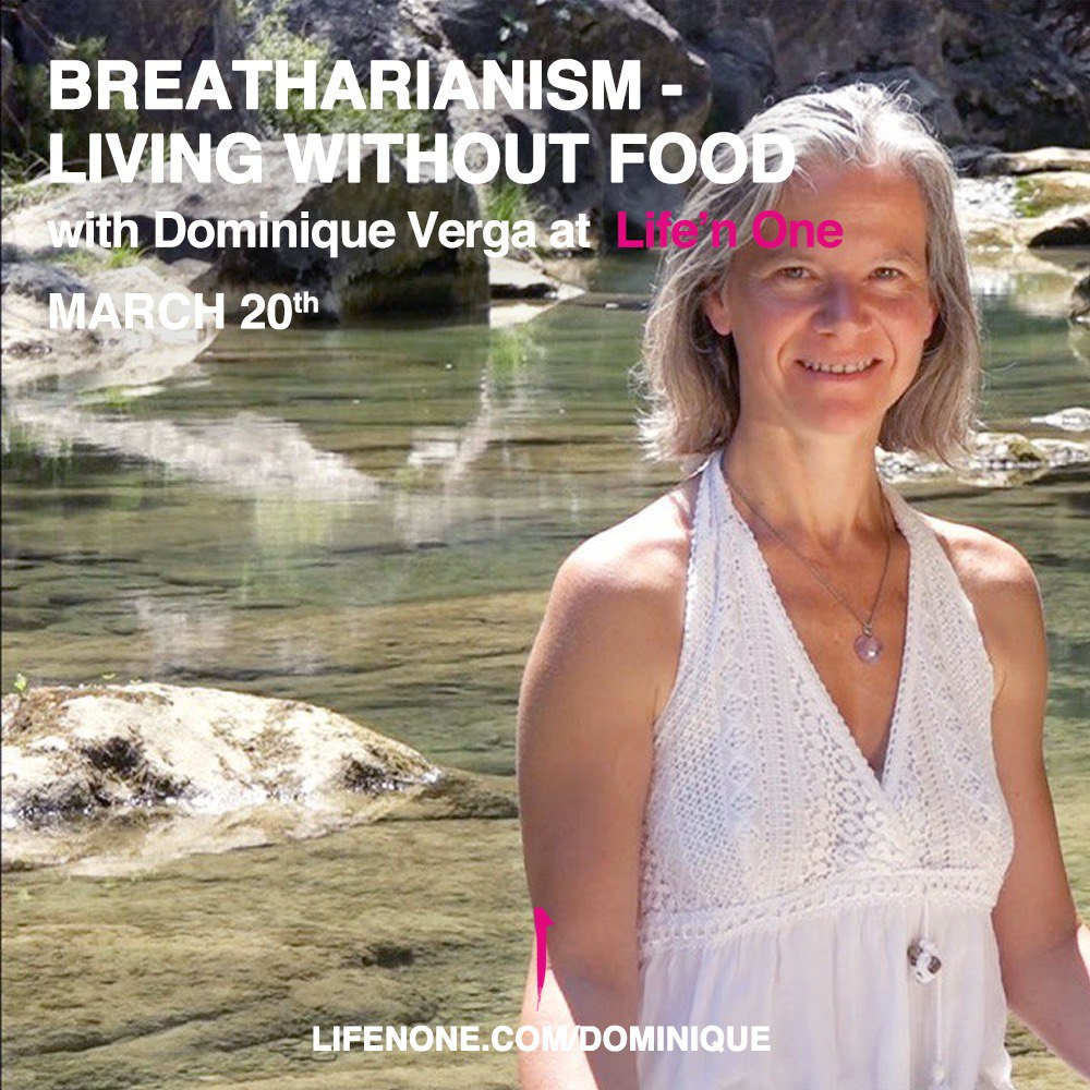 Breatharianism - Living Without Food