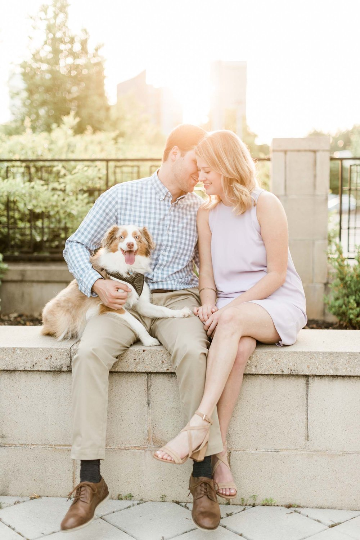 Engaged: Becca & Patrick -