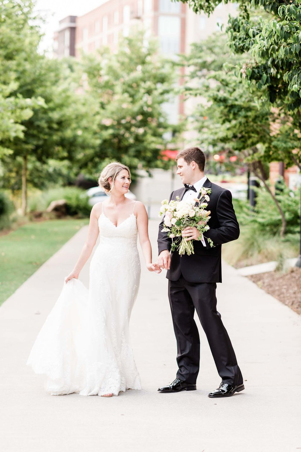 Rebecca & Patrick in Greenville, SC -