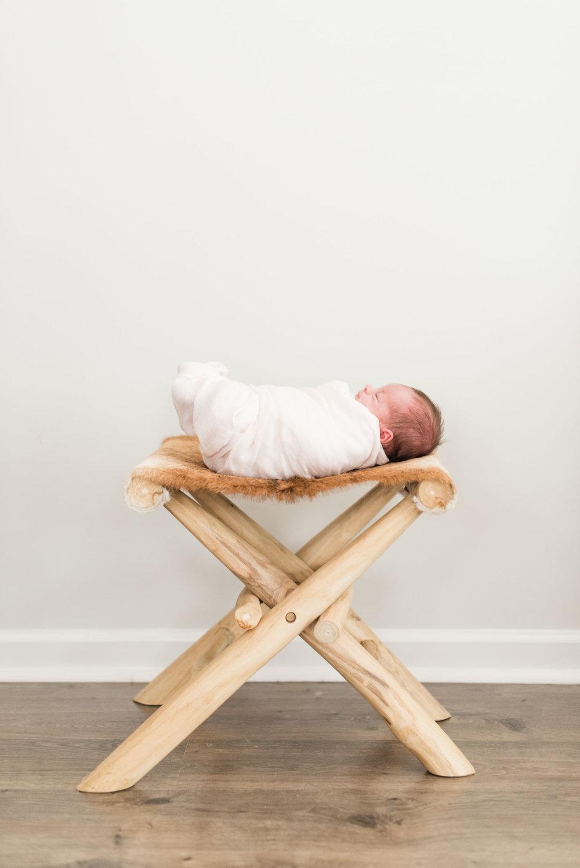 Baby Girls & Oranges Columbia, SC Newborn Session_Markie Walden Photography-34.jpg