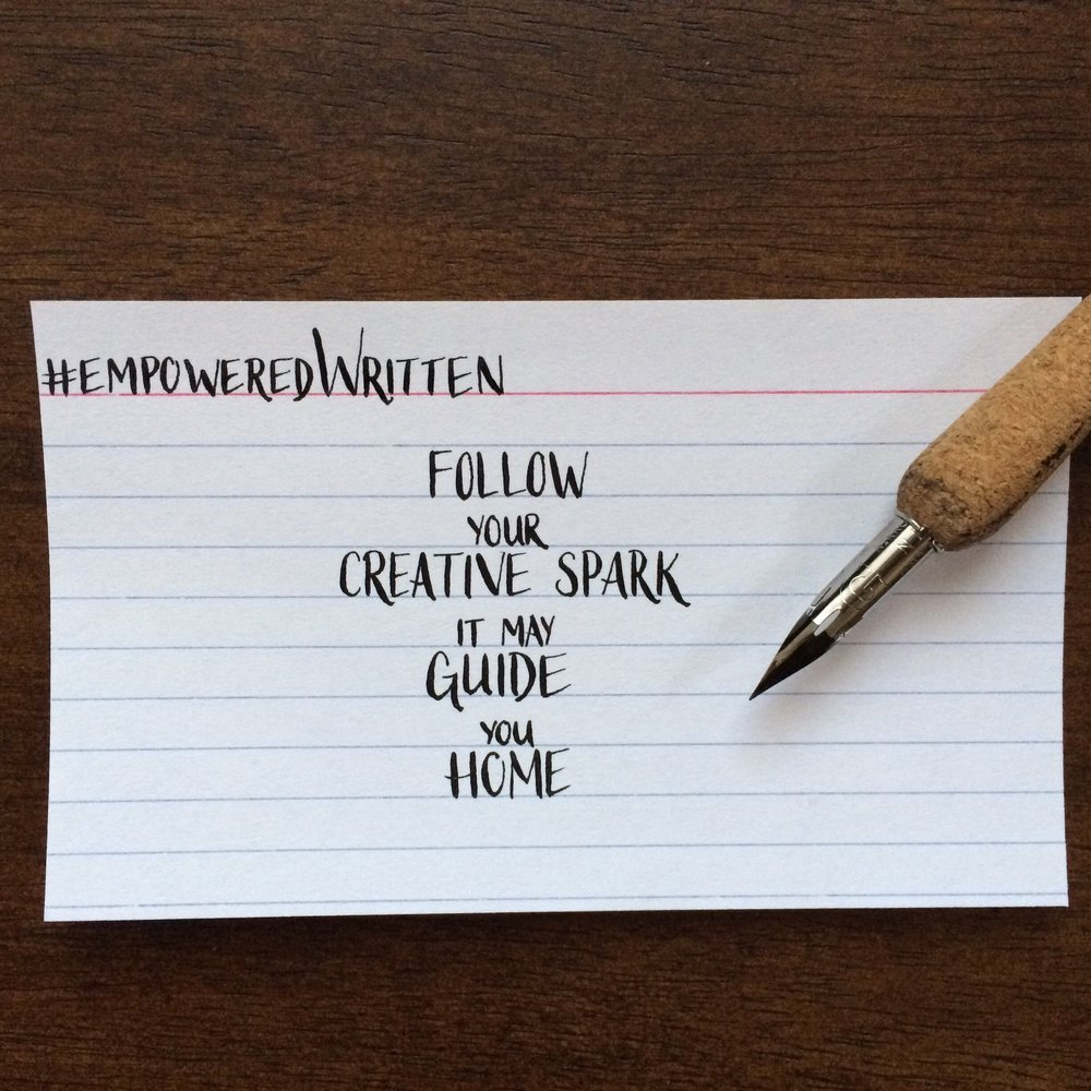 Written Paper Goods - Eva Jorgensen empoweredWritten