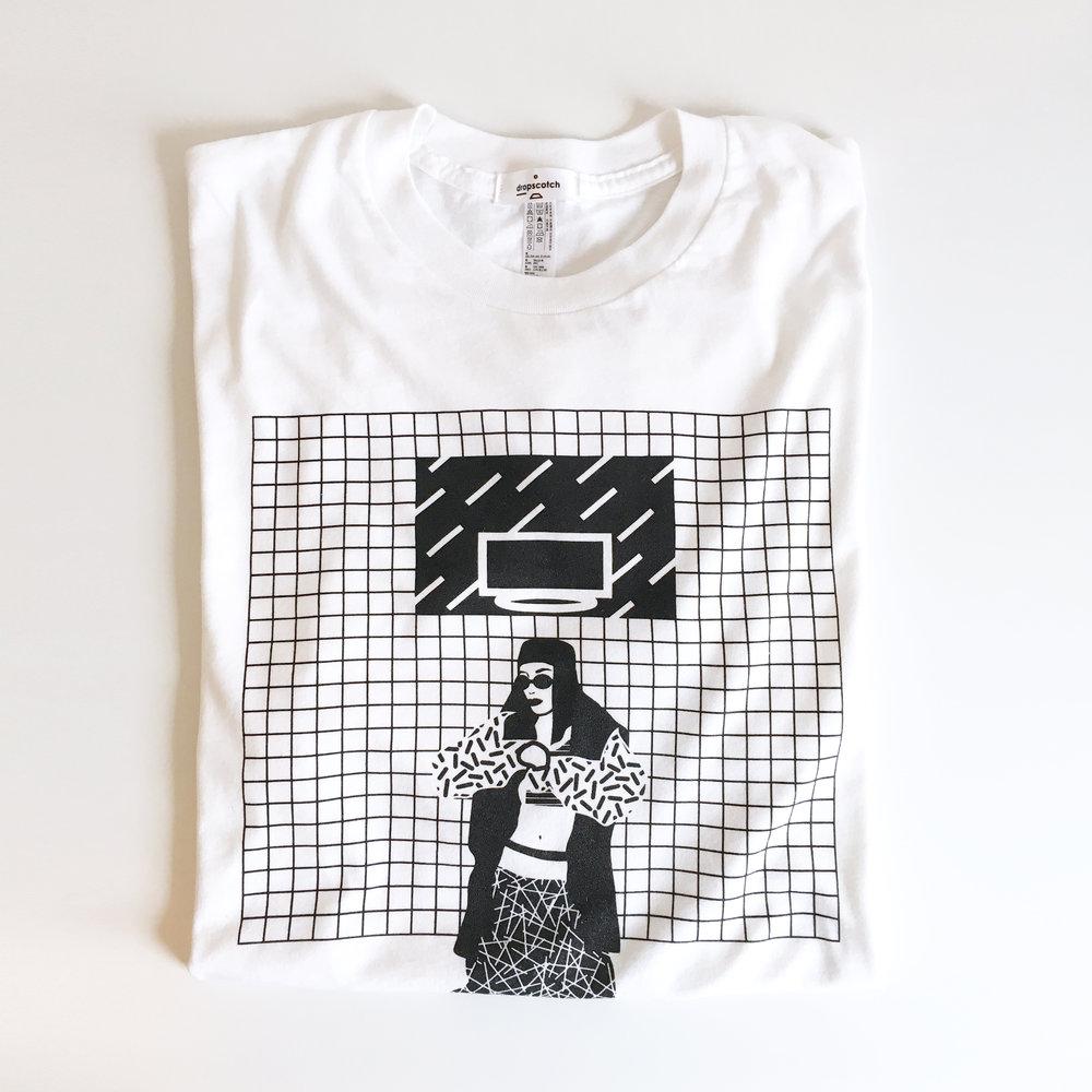 Aaliyah-white-tshirt-rnb-dropscotch-cool-illustration-folded.jpg