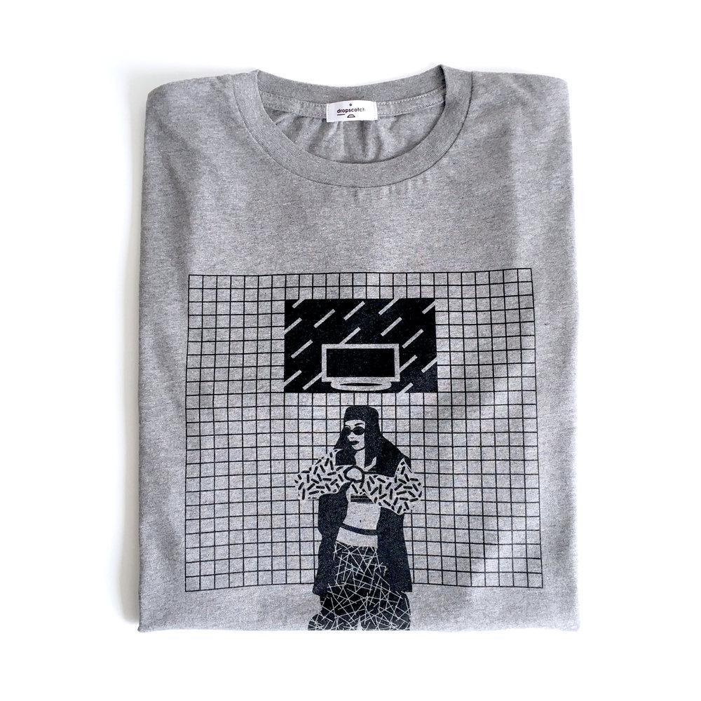 Aaliyah-new-white-tshirt-rnb-dropscotch-cool-illustration-folded-2000.JPG