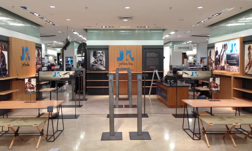 Retail Fixture Designs