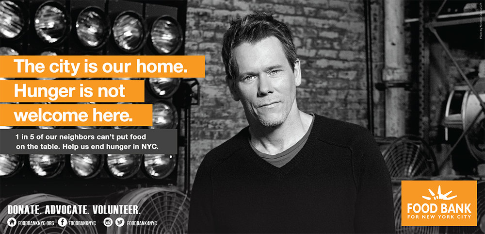 Ad Campaign (Kevin Bacon)
