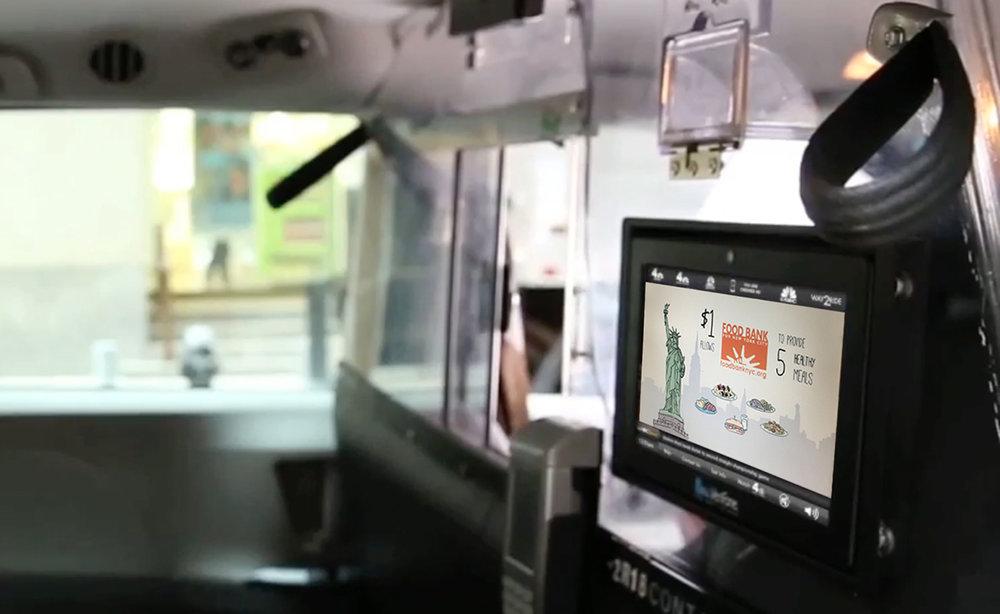 Taxi Display Ad