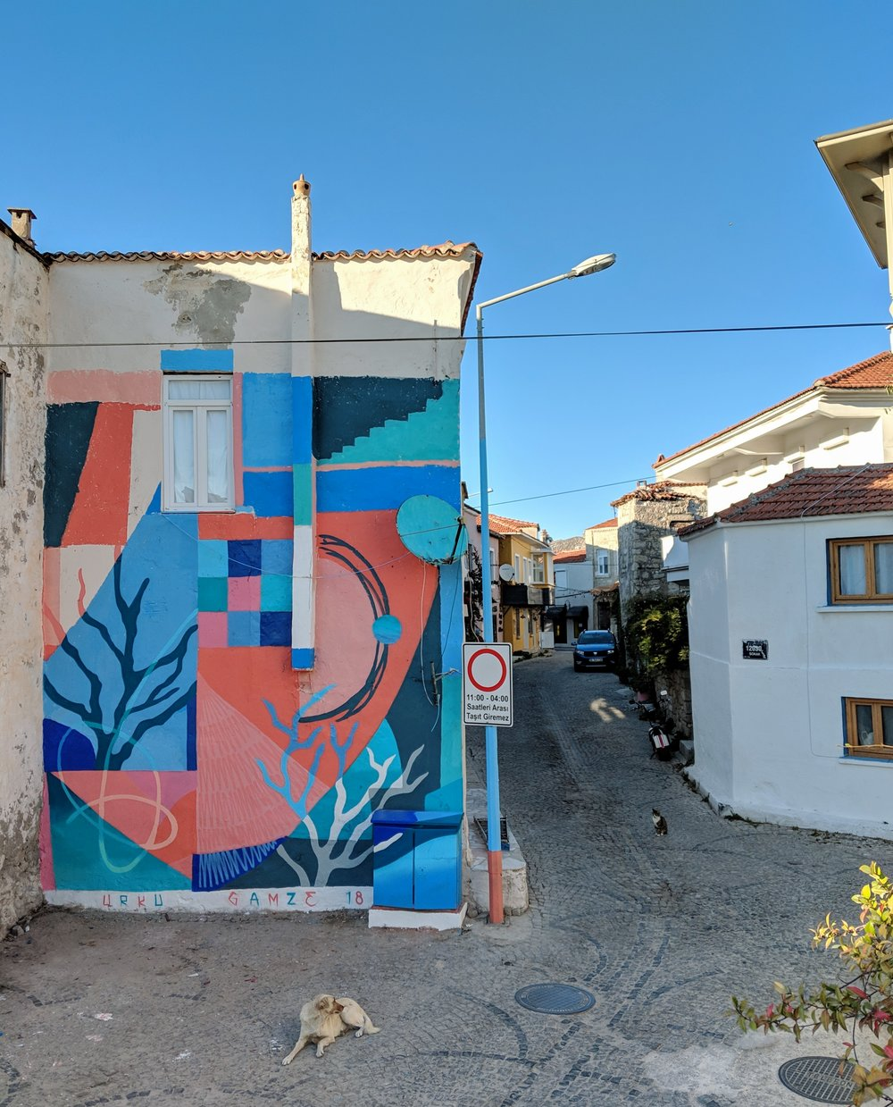 Alacati - Turkey - 2018