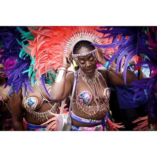 Notting Hill Carnival.