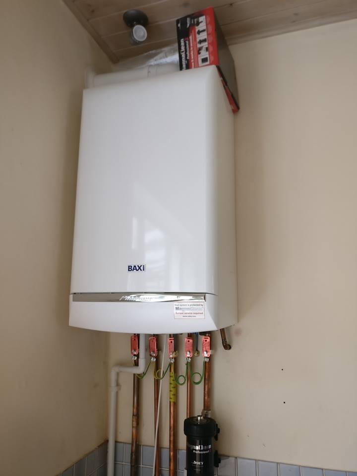 Boiler Installations -
