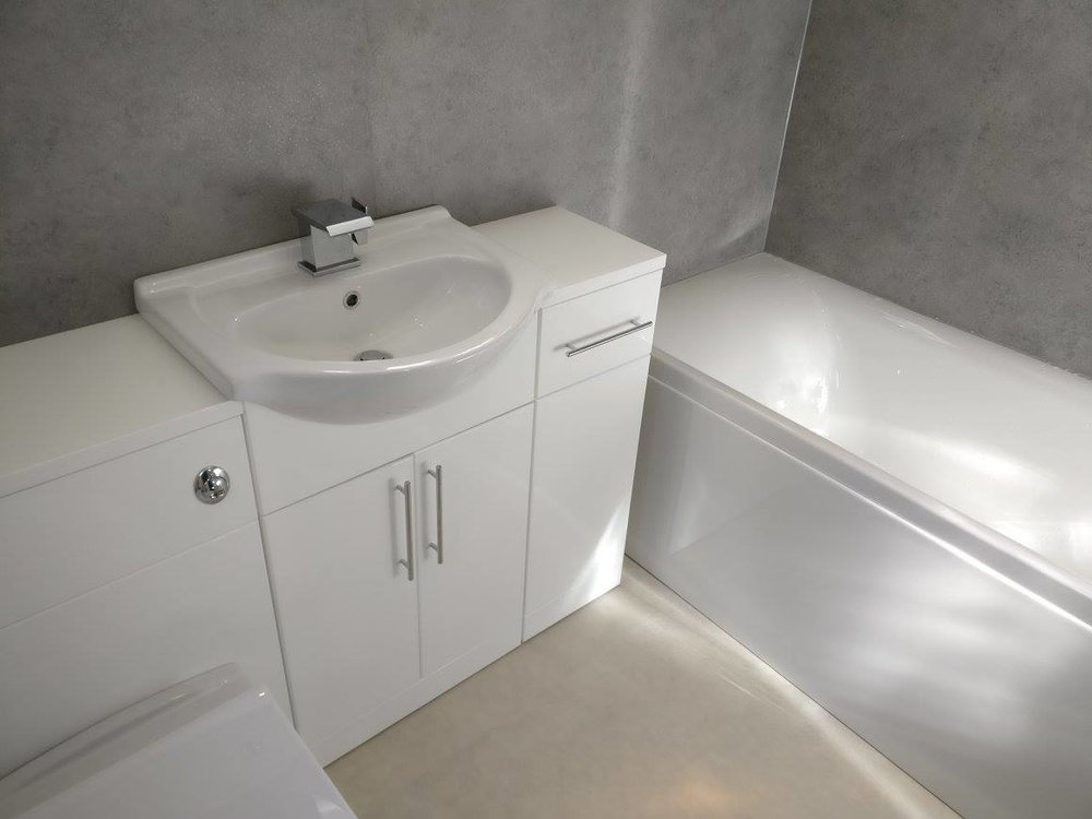 Bathroom Installation -