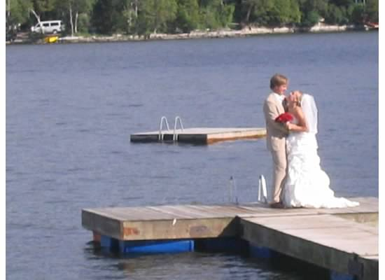 bride and groom on dock.jpg