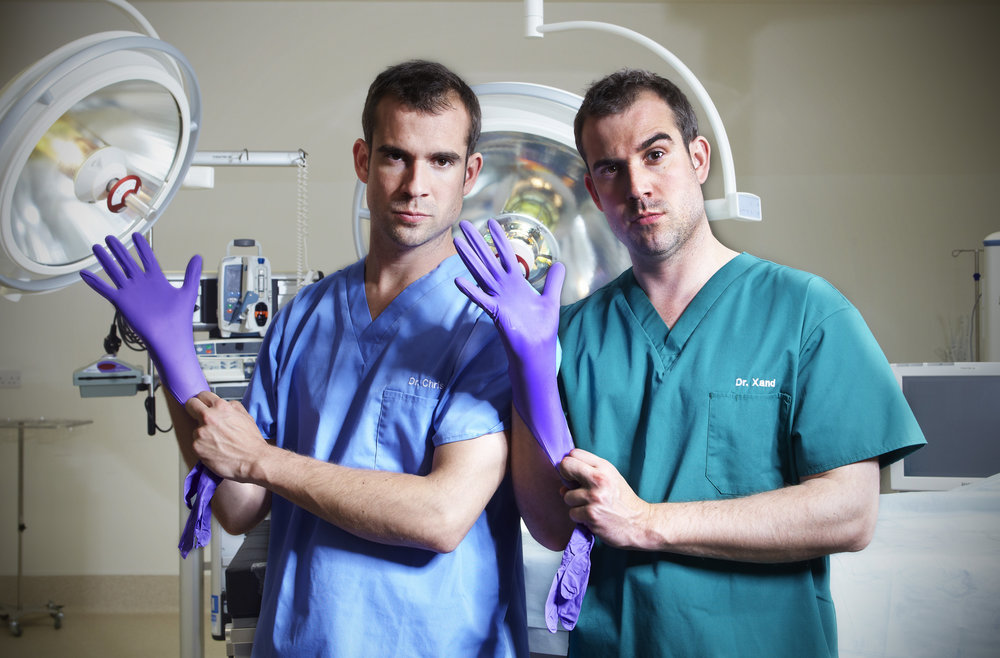 Operation Ouch!, CBBC