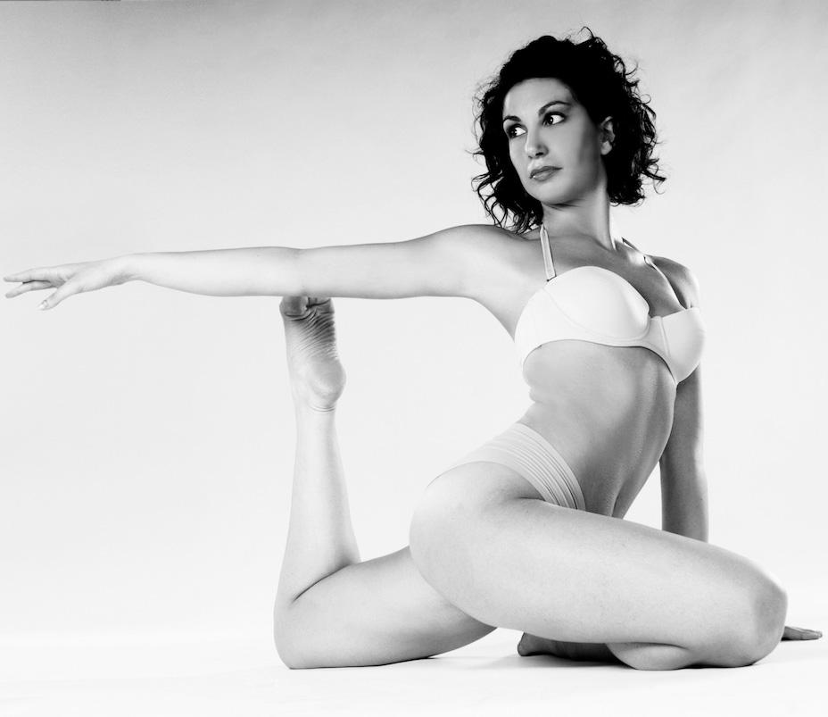 Federica Varone, ballerina