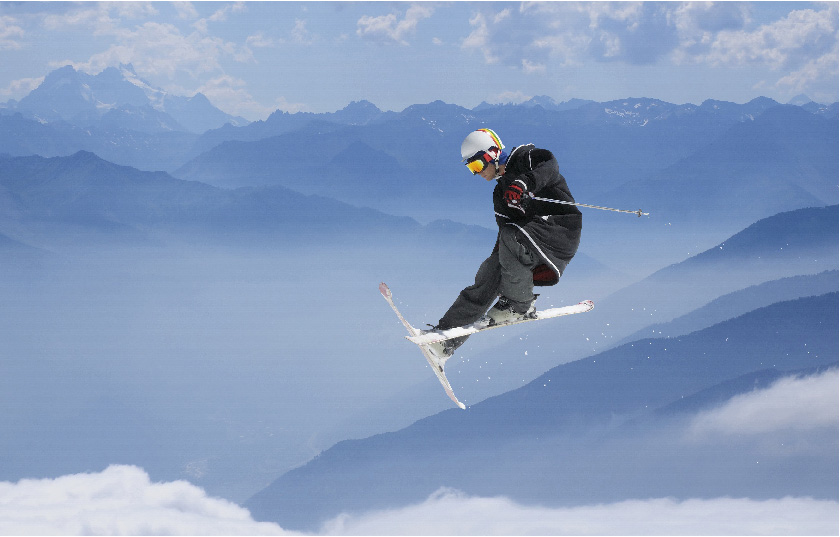 SKIIER JUMPING CLOUDS.jpg