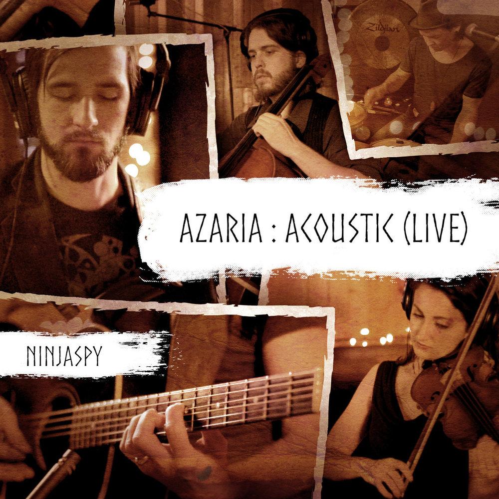 Ninjaspy Azaria : Acoustic Assistant Engineer