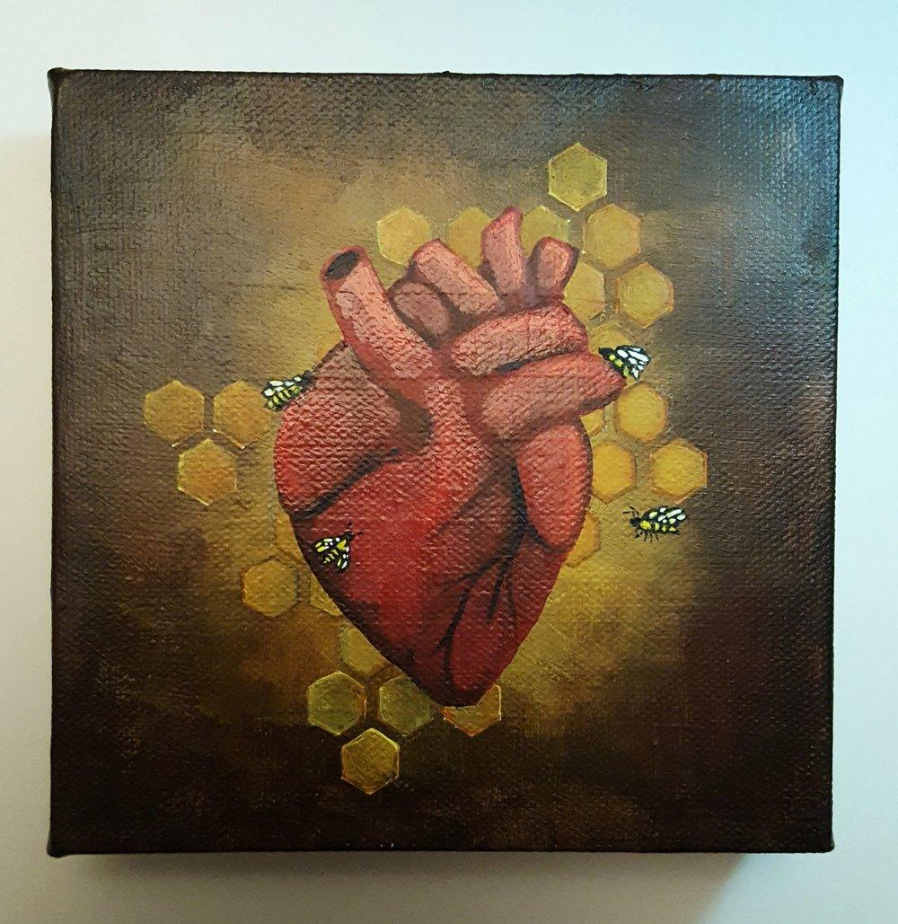 Heart & hive #1