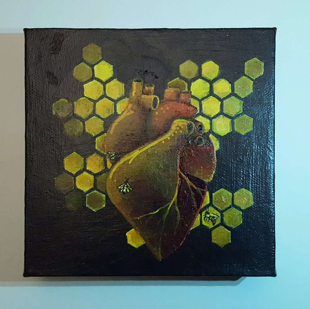 Heart and hive, #3