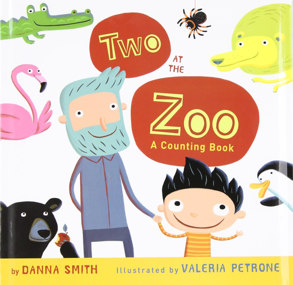 123 Little Reader Big World Alphaprints Animal Opposites Two At The Zoo